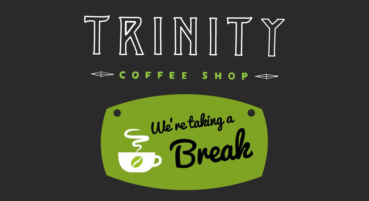 coffee shop closed