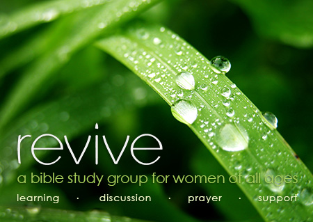 revive womens bible study group