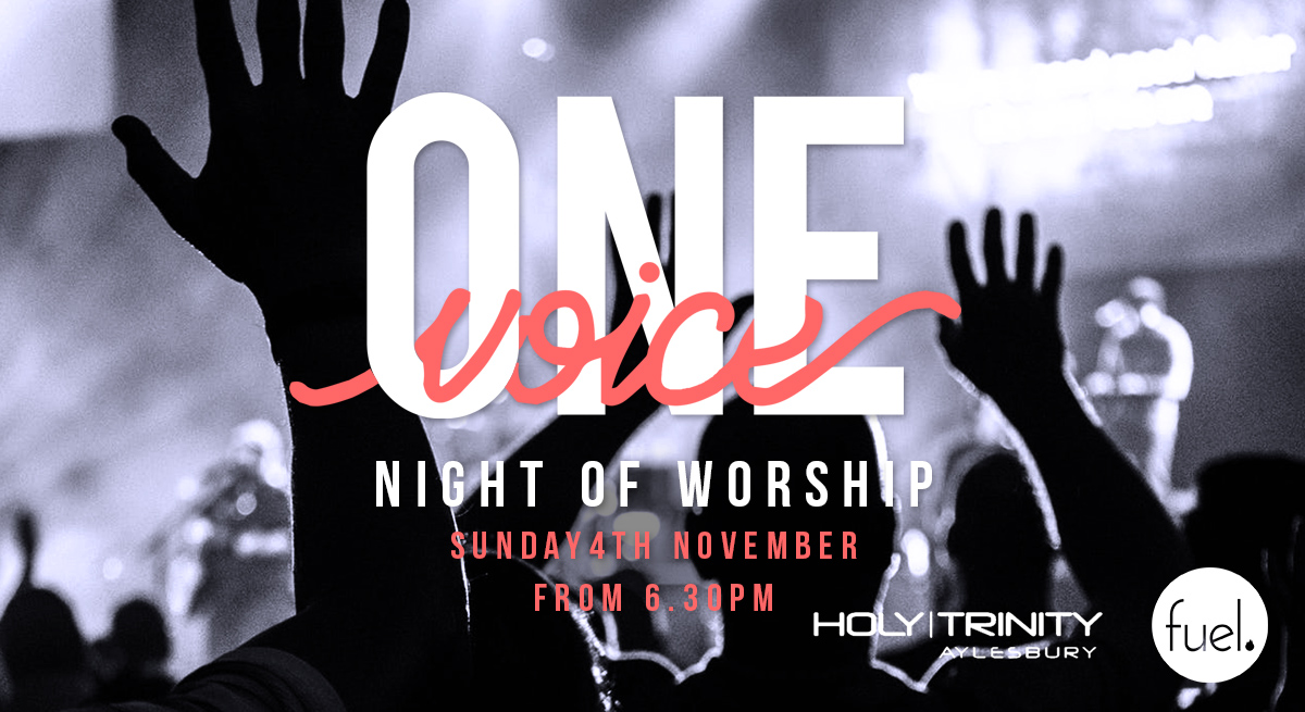 One Voice Fuel Night of Worship