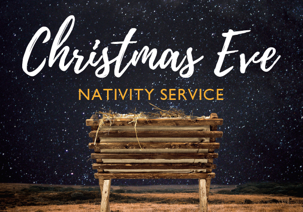 Christmas Eve Nativity service