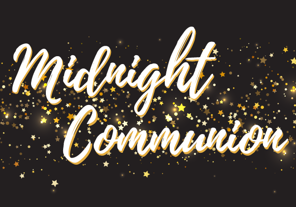 midnight communion service
