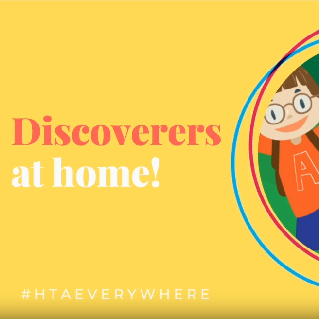 Discoverers at Home