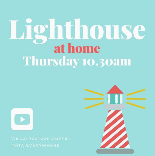 Lighthouse at Home