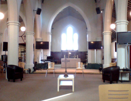 Prayer Space open at HTA