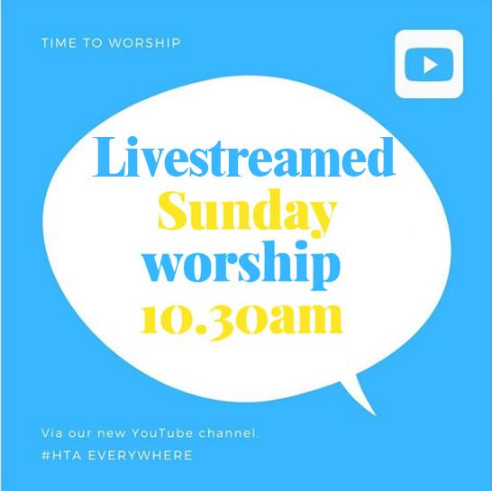 sunday worship at 10:30