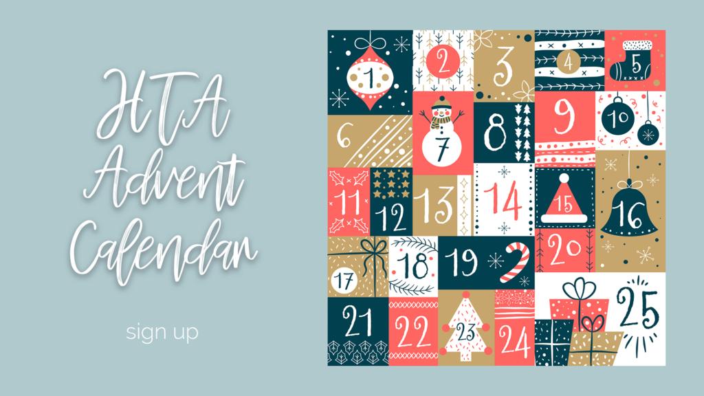 HTA Advent Prayer Calendar