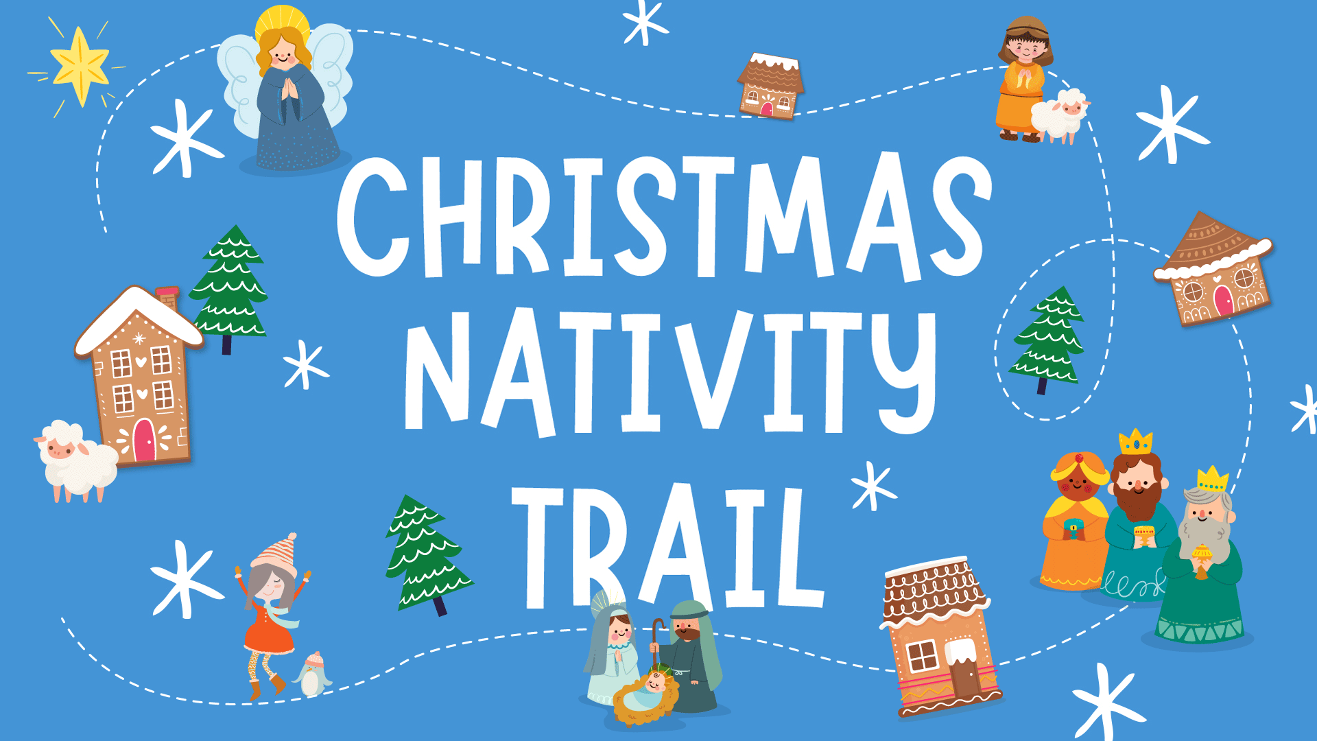 Christmas Nativity Trail